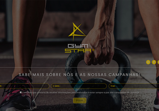 GymStar-Website