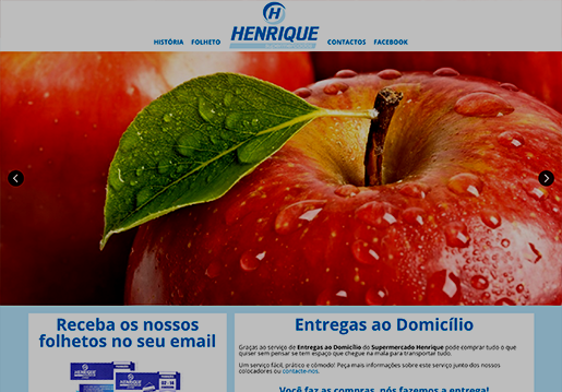 Henrique-Website