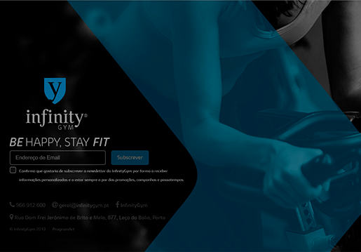 InfinityGym-Website