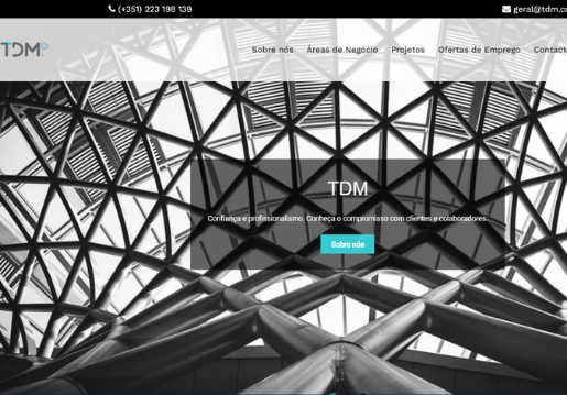 TDM-Website